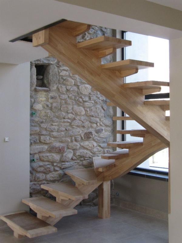 Escaliers Design - Escaliers 66 sur mesure Pyrénées-Orientales